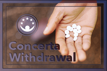 Concerta Withdrawal: Symptoms, Treatment, and Help