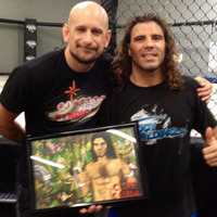 Clay Guida and Greg Jackson photograh