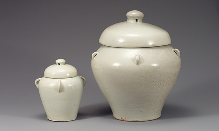 Placenta jars of Princess Myeong-an