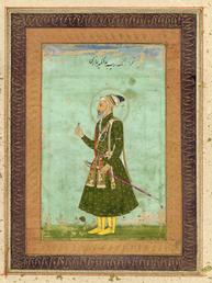 The Mughal emperor Aurangzeb reigned 16581707