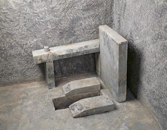 Toilet model