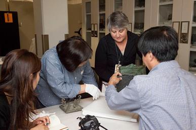 Bronze Study Credit Asian Art Museum