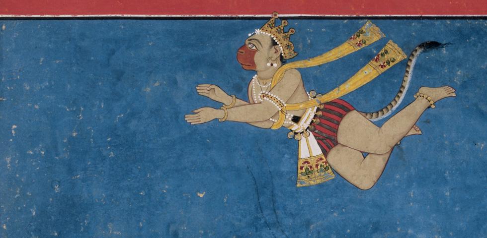 The Rama Epic Hero