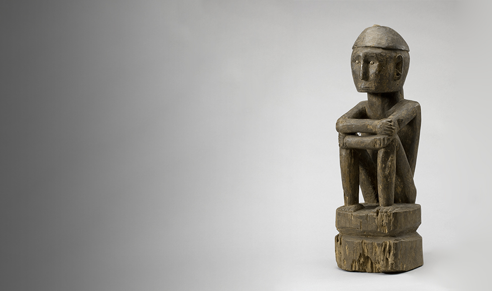 Ceremonial deity (<em>bulul</em>)