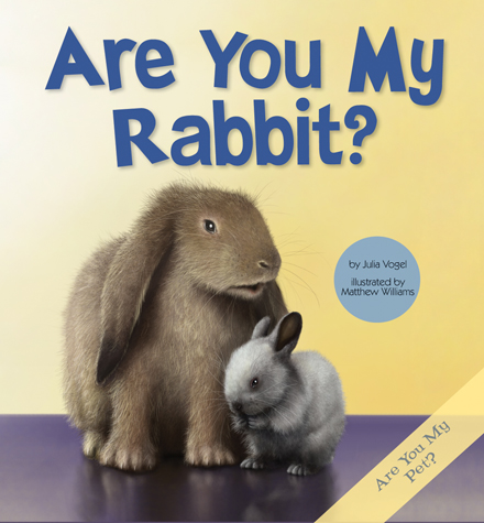 Are You My Rabbit?