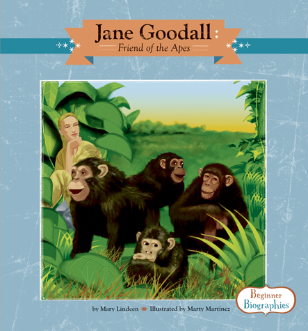Jane Goodall: Friend of the Apes