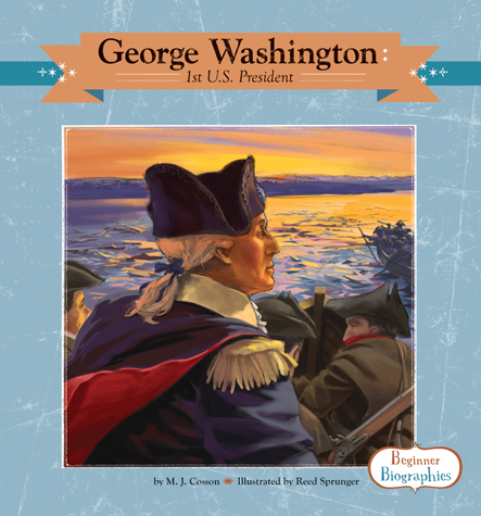George Washington: 1st U.S. President
