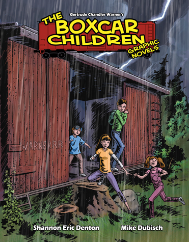 Book 1: Boxcar Children