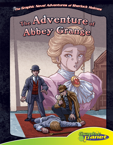 Adventure of Abbey Grange