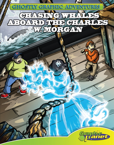 Second Adventure: Chasing Whales aboard the Charles W. Morgan