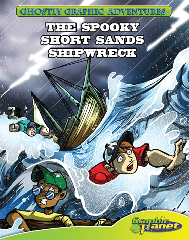 Fourth Adventure: The Spooky Short Sands Shipwreck