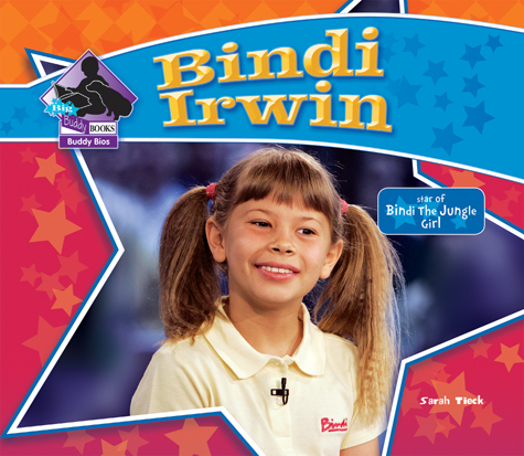 Bindi Irwin: Star of Bindi The Jungle Girl