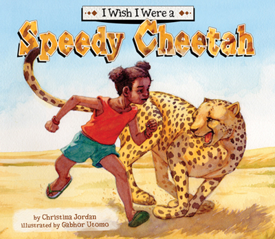 I Wish I Were a Speedy Cheetah