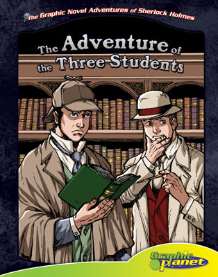 The Adventure of the Three Students