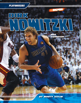 Dirk Nowitzki: NBA Champion