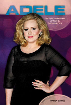 Adele: Grammy-Winning Singer & Songwriter