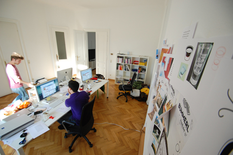 Bummerl — photo of our office