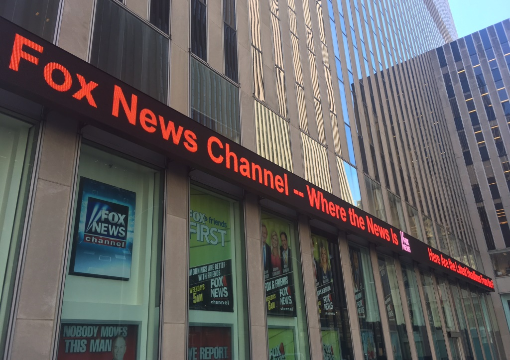 Fox News Employees File Suit Over 'Years-Long Relentless ...