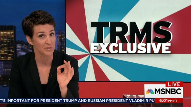 """It was an extraordinary month for MSNBC, the self-proclaimed """"Place for Politics."""" The network benefited from a unique political cycle, and finished No."""