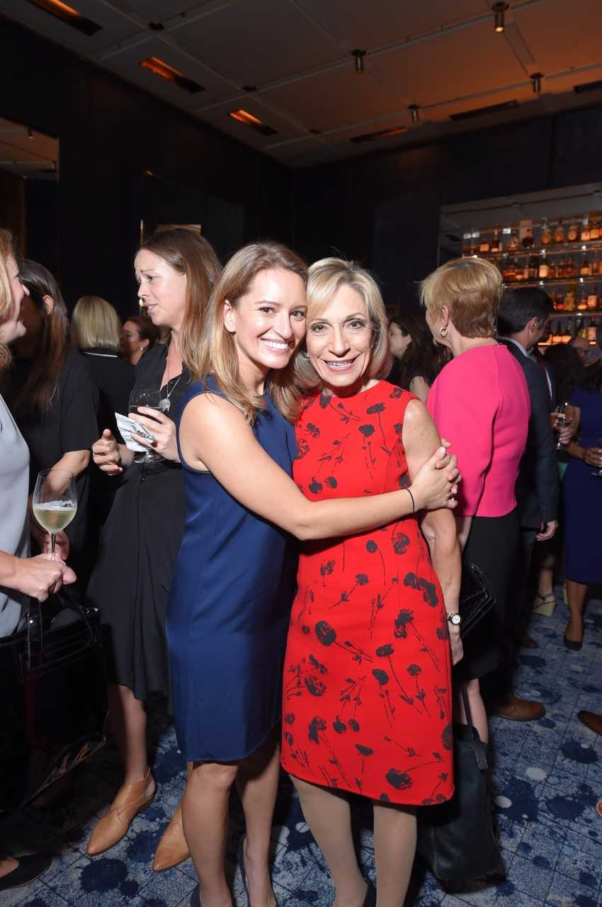 Nbc Newsers Turn Out For Katy Tur S Book Party Tvnewser