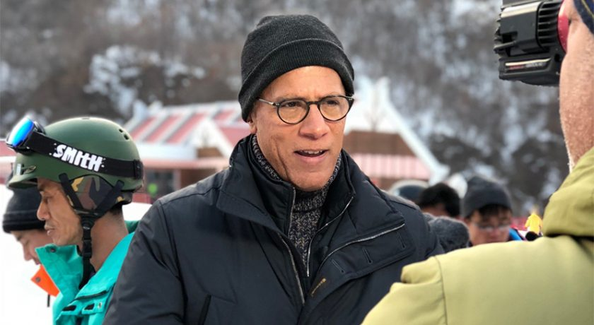 Top NBC host Lester Holt, Who Covered 9 Olympic Games, Says America Needs the Olympics Right
