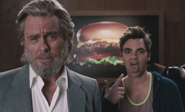 Carl's Jr. says goodbye to sexy burger ads