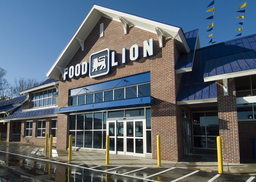 Food Lion Grocery Store Ad