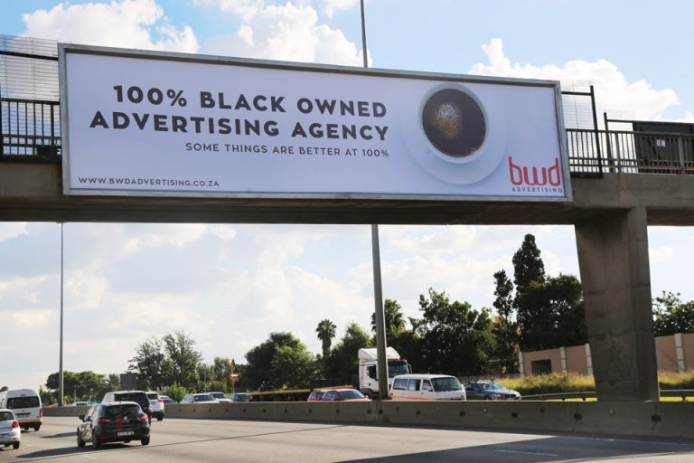 South African Authorities Decide That '100% Black Owned Advertising Agency' Campaign Is Not Racist