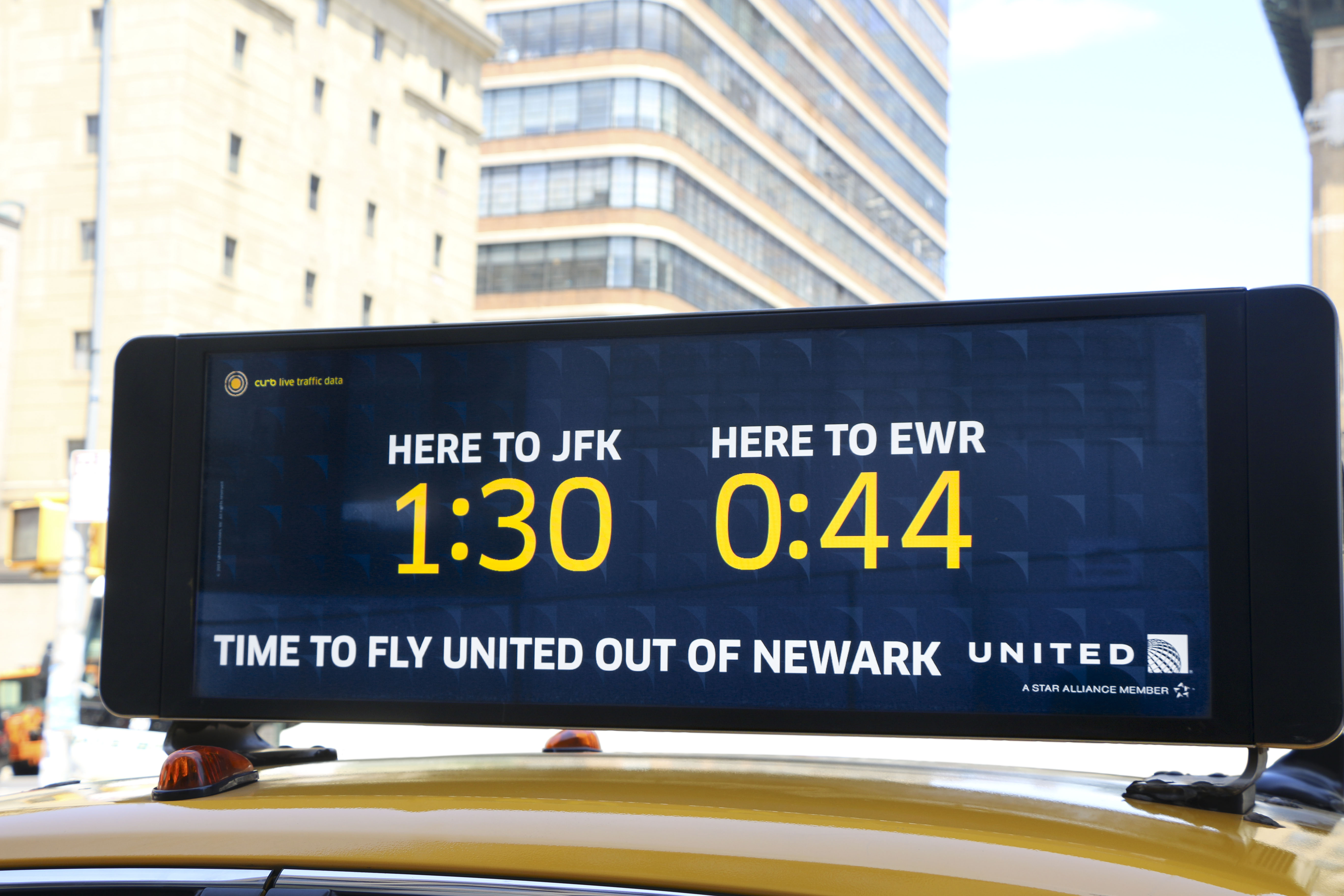 Mcgarrybowen and United Really Think You Should Consider Flying Out of Newark | AgencySpy