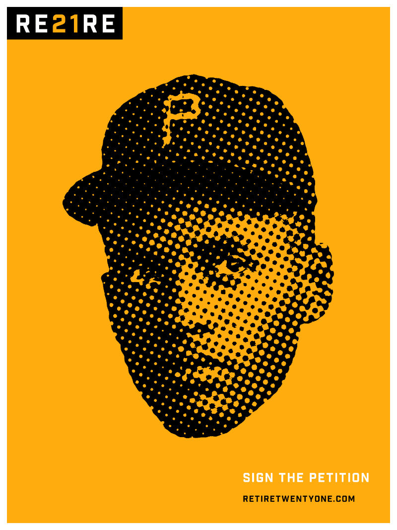 MARC USA Launches Effort To Retire  For Roberto Clemente - Museum usa jobs