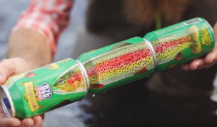 22squared, SweetWater Brewing Launch 'Fish for A Fish' Campaign to Stock Georgia Waters | AgencySpy