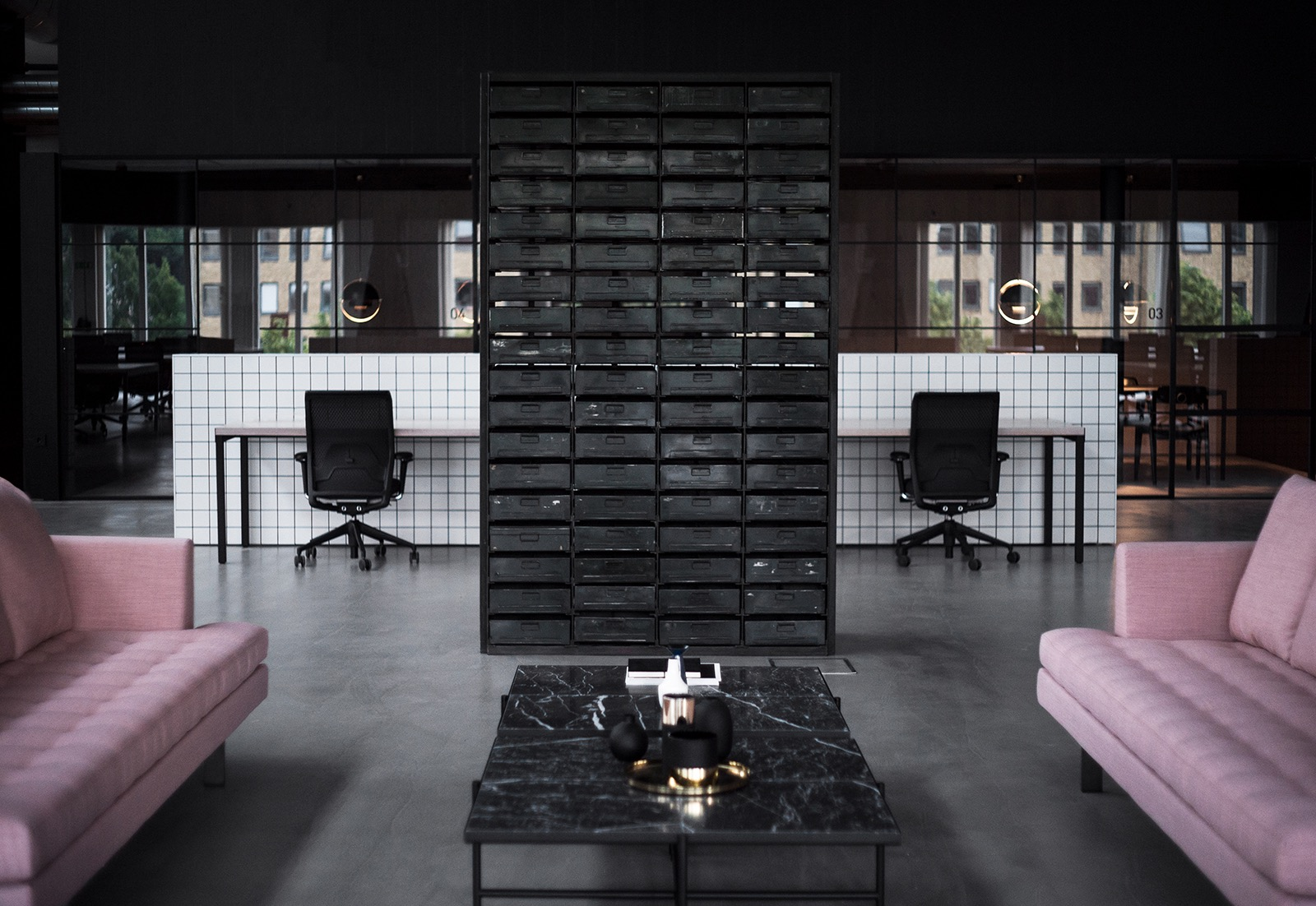 Akqa s new minimalist gothenburg office is the most for Amazon sweden office