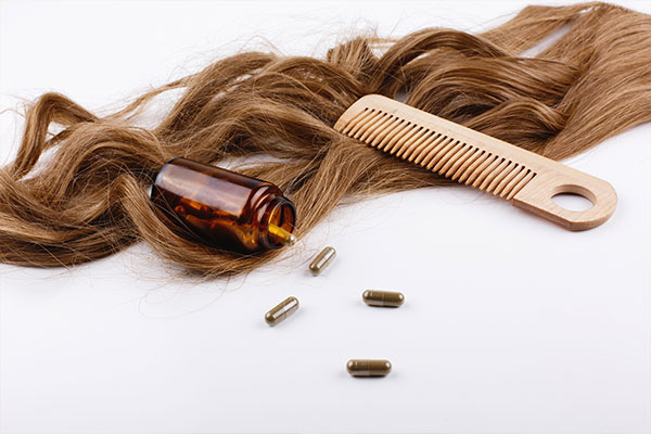 Best Vitamins and Nutrients for Hair and Scalp Health