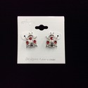 Lady Bug Earring