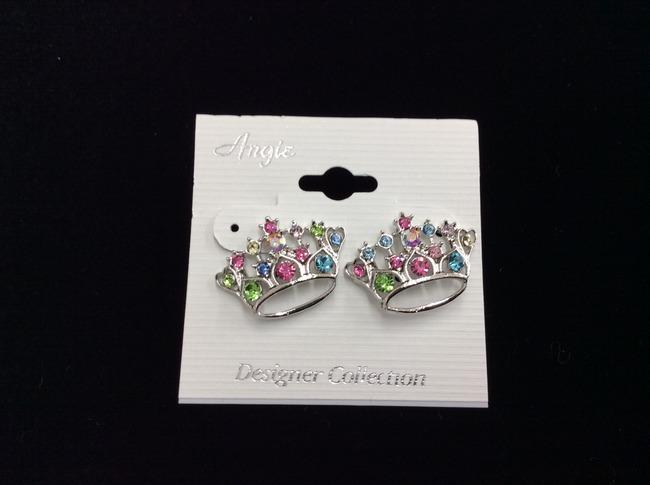 Crown Earring