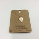 """Must Have """"be brave & keep going"""" Necklace"""