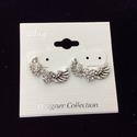 Heart & Wing Earring