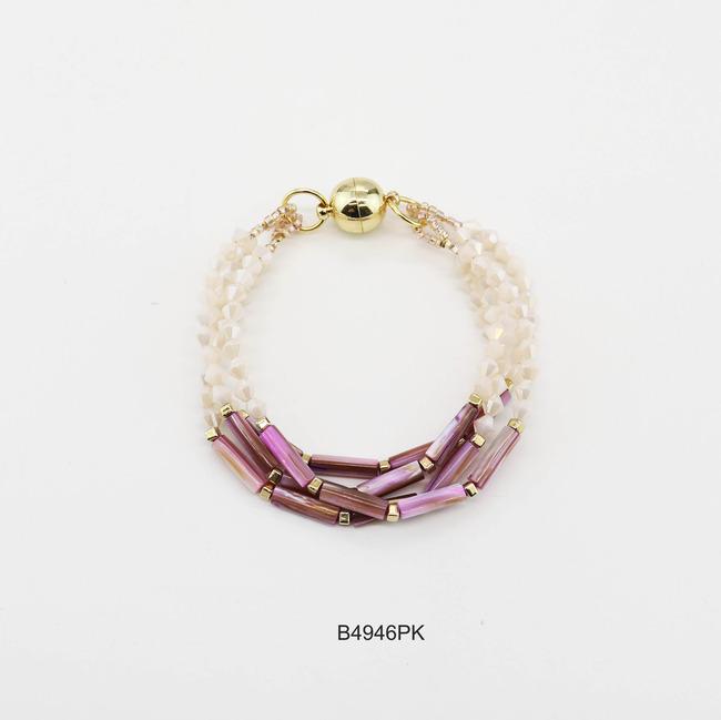 Shell Magnet Bracelet
