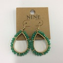 Beads Teardrop Earring