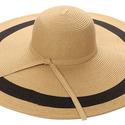 Two Tone Sun Hat