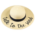 Talk to the sand Floppy Hat