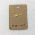 Chicago Must Have Necklace