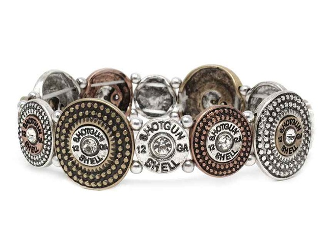 Western Bullet Bracelet