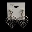 Dangling Hearts Earring