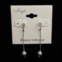 Dangling Ball Earring