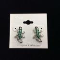 Iguana Earring