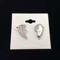 """Best Friend"" Heart Earrings"