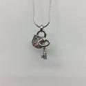Key & Lock Pendant