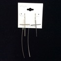 Cross Earring (M)