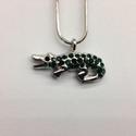 Alligator Pendant